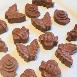 Handmade Bushtucker Chocolates
