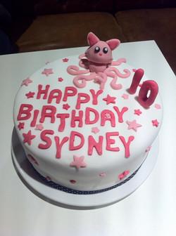 Tentakitty Cake