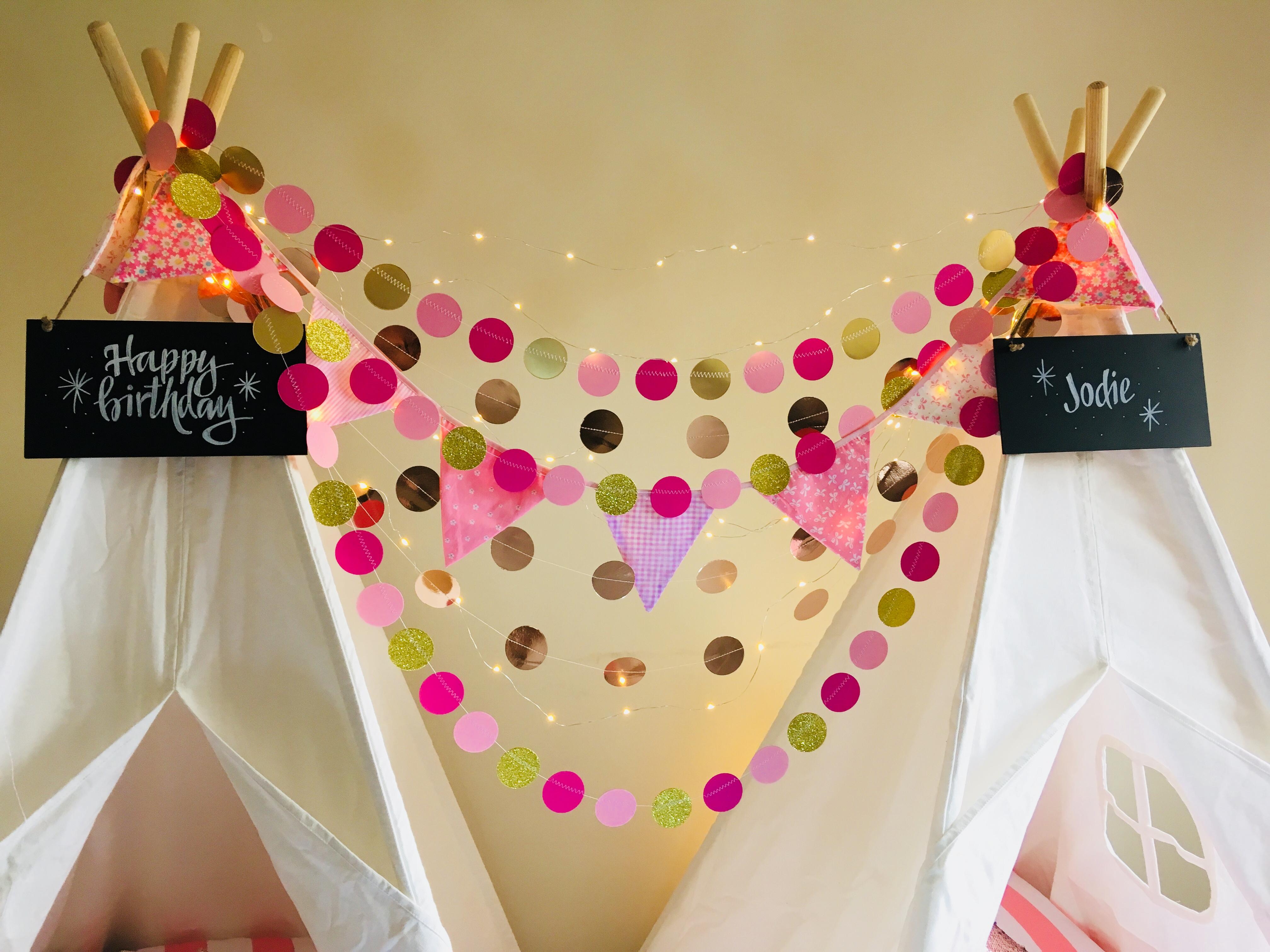 Rose Gold & Pink