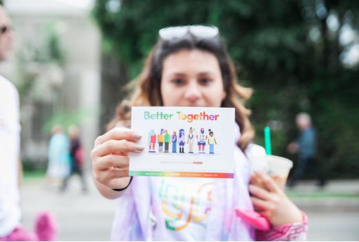 Lyft Pride Better Together