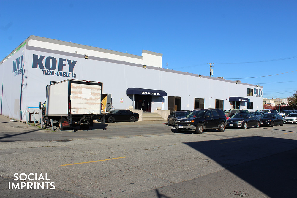 Social Imprints' New Warehouse