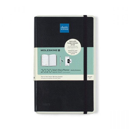 Moleskine Hard Cover Large Planner