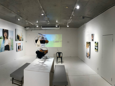 Thanks for Coming to  K+1% 2018 Debut Exhibition