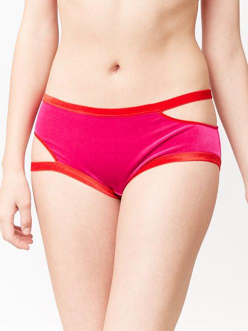 Period Panty/ Fuchsia Pink