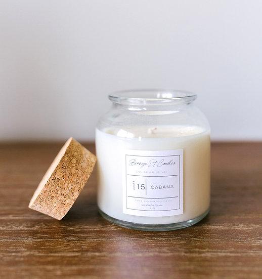 6.5 oz Apothecary Jar