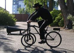 mesengerbike
