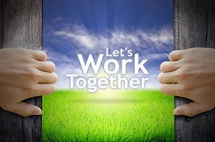 Motivational quotes _Let's work Together