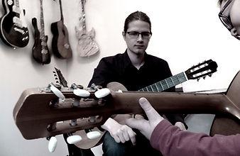 poučevanje kitare, rezultati