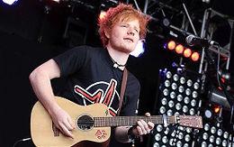 majhna kitara, small guitar, ed sherran