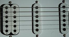 kitarski magneti, guitar pickups