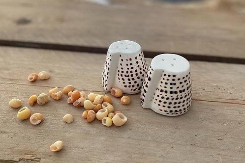 Cheetah Salt&Pepper Shaker