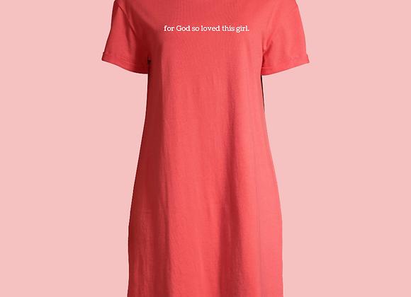 So Loved T-Shirt Dress