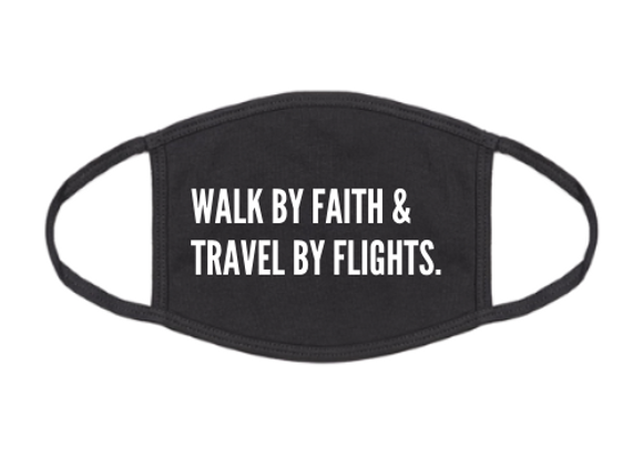 Faith & Flights Mask