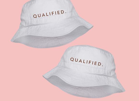 Qualified Bucket Hat