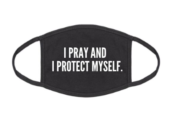 Prayer & Protection Mask
