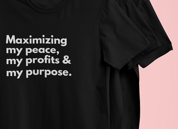 Peace, Profits, & Purpose