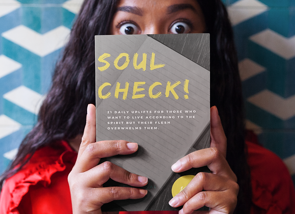 Soul Check Devotional