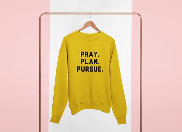 Pray. Plan. Pursue. - Fall Edition