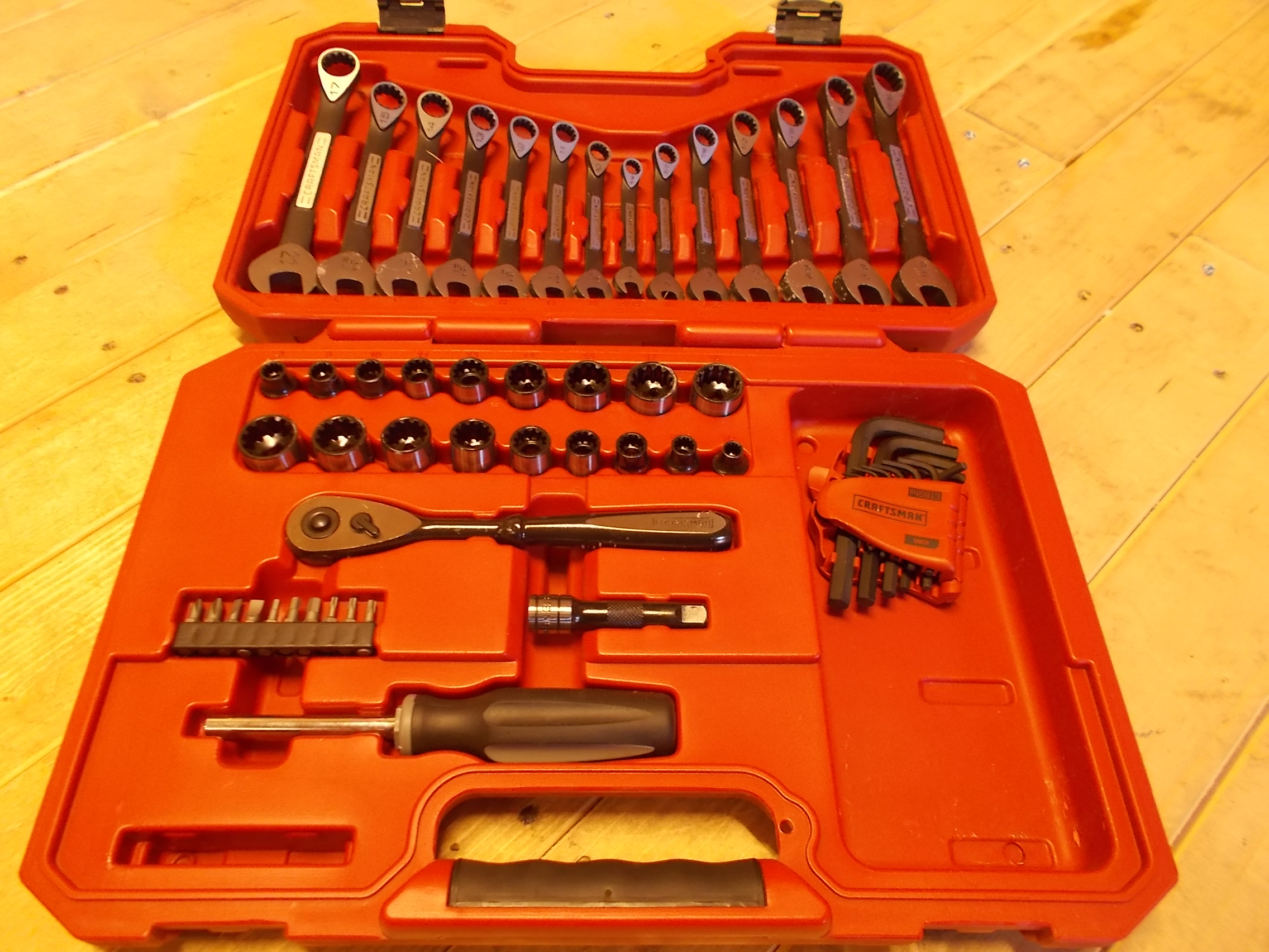 簡易工具セット