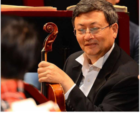 Mr. Patrick Wang Joins Us as Violin Section Lead
