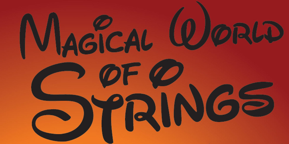 Magical World of Strings