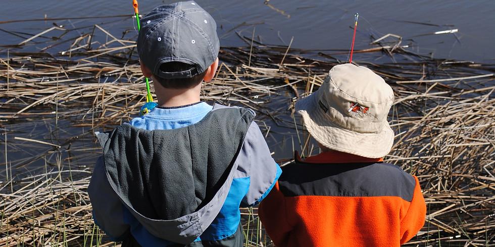 Kids Fishing Camp!!!