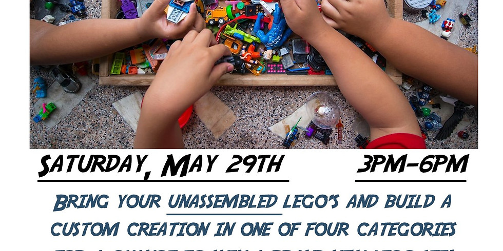The Great Lego Challenge