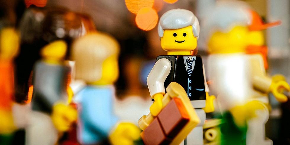 Lego Built-It Night!