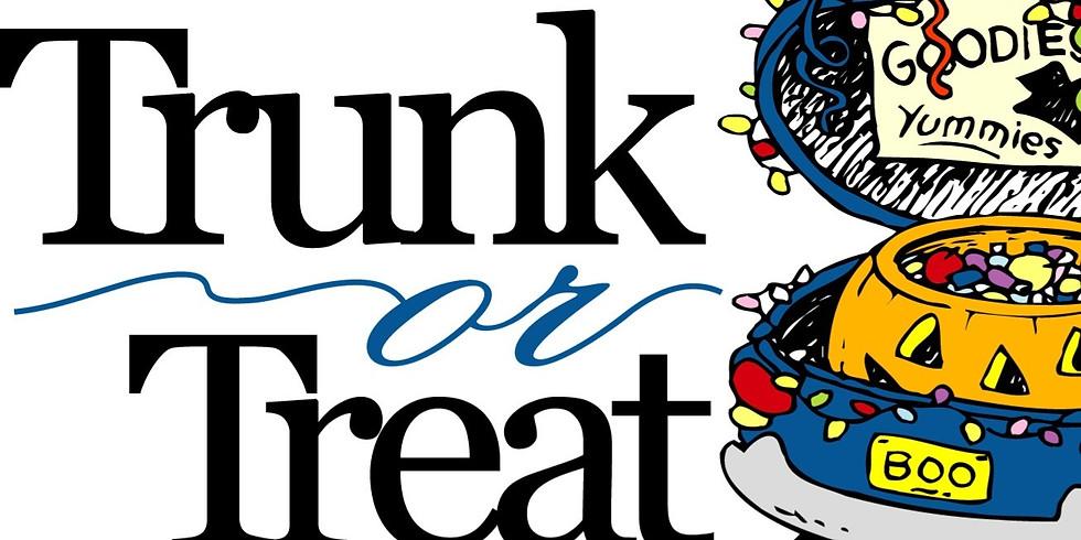 Main Street Trunk or Treat 2020
