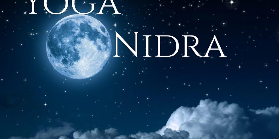 Curso de Yoga Nidra para el estrés y la ansiedad