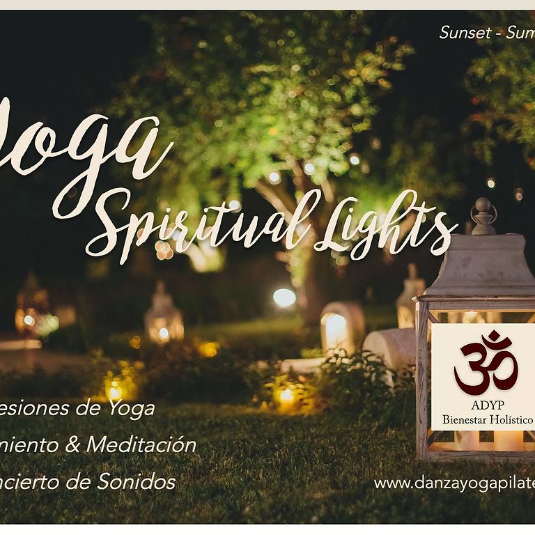 Yoga Spiritual Lights