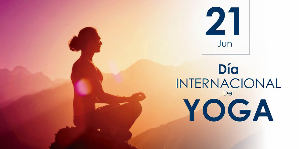 Día Internacional del Yoga ....Yoga en la Playa