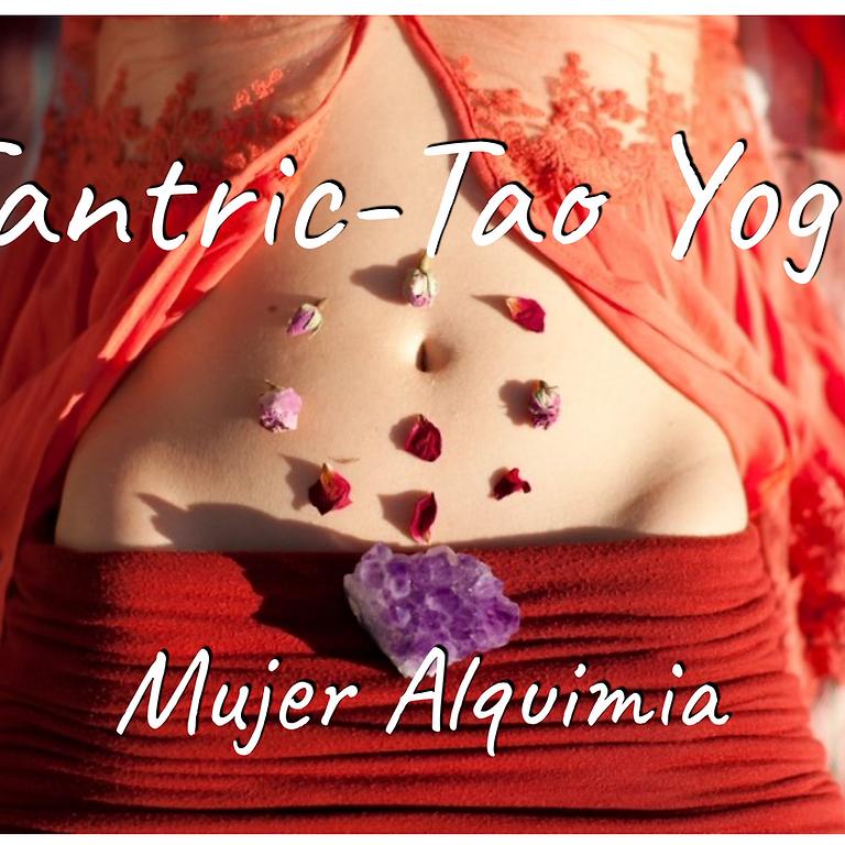 Tantric-Tao Yoga...Mujer Alquimia