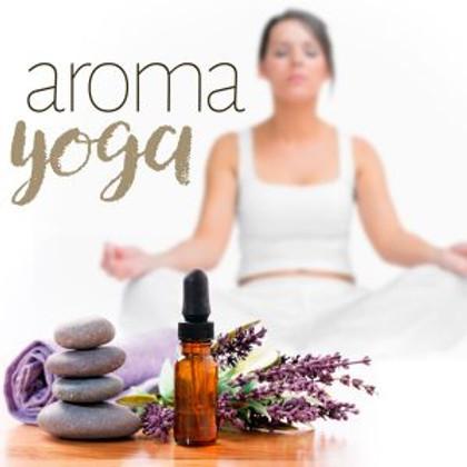 """Clase-Taller """" Aromas&Yoga"""" Especial Otoño"""