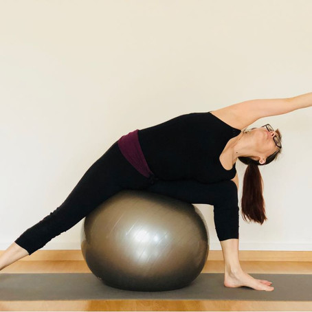 Yoga Fitball