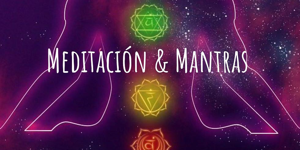 Meditación & Mantras, una experiencia sensorial única
