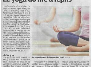 Le Yoga du rire revient dans le Pays Basque !