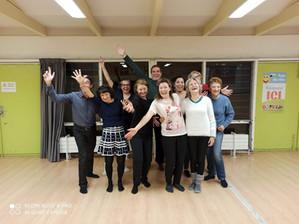 L'association UNHAVIE va rire régulièrement à Mérignac !