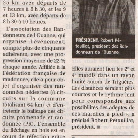Articles de presse 2014