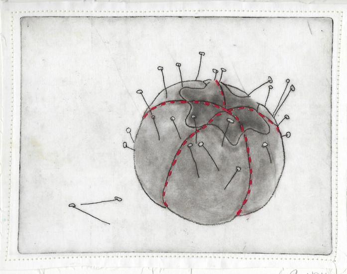 Sewing Series: Pincushion