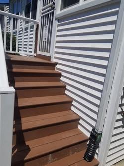 composite porch steps