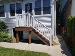composite porch