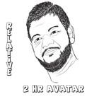 Relative Digital Sketch