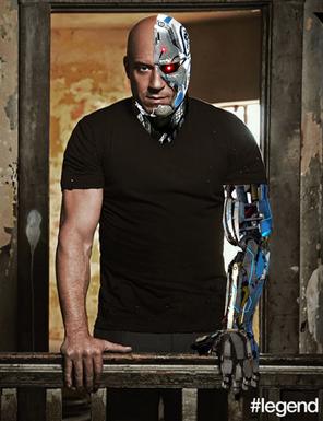 Cyborg Diesel