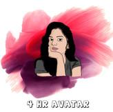 Beauty Digital Sketch