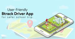 Btrack Driver App
