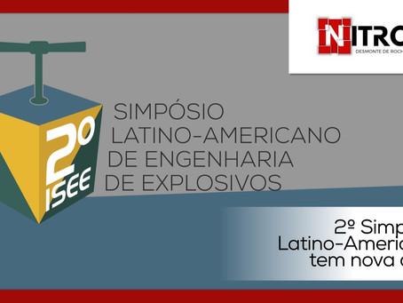 2º Simpósio Latino-americano: confira a nova data