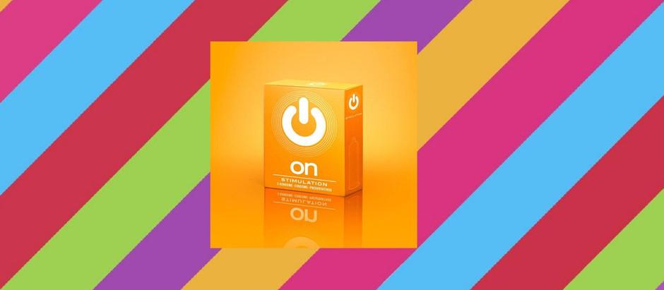 Презервативы ON – стильно, безопасно, ярко!