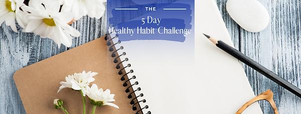 Copy of Copy of Healthy Habit Challenge