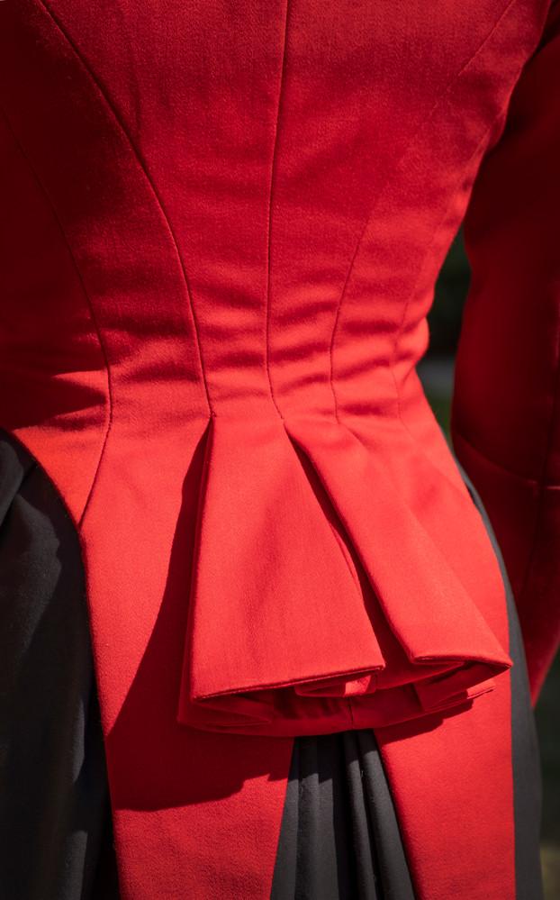 Victorian Tailored Jacket
